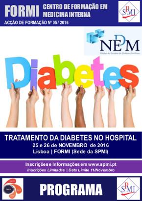 Curso Cartaz Diabetes