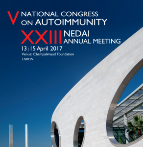 V National Congress on Autoimmunity and XXIII NEDAI Annual Meeting
