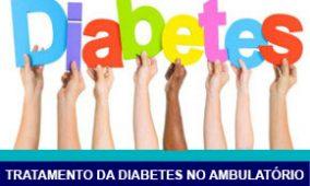 Curso Tratamento da Diabetes no Ambulatório