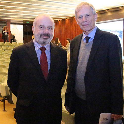 Projeto SNS + Proximidade apresentado com estreita colaboração da Medicina Interna