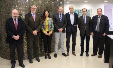 Comité executivo da EFIM de visita a Portugal