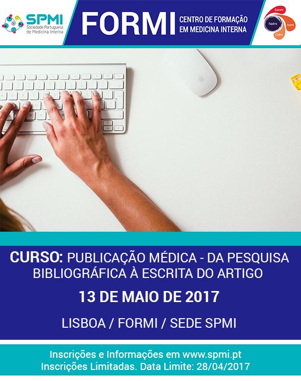Curso Publicação Médica: Da Pesquisa Bibliográfica à Escrita do Artigo