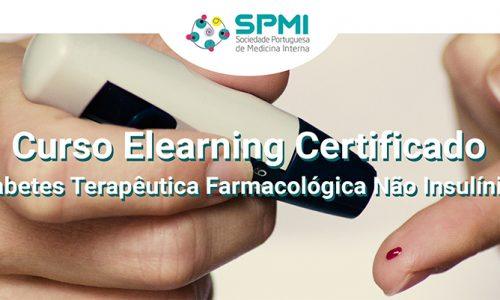 Curso Elearning Certificado de Diabetes – Terapêutica Farmacológica Não Insulínica