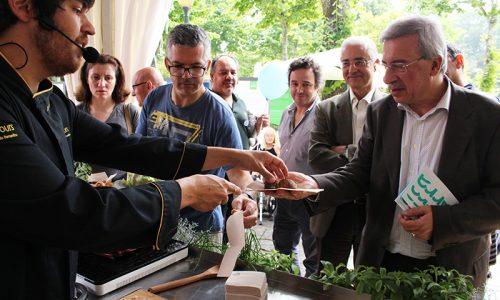 Festa da Saúde levou milhares de pessoas aos Jardins do Palácio de Cristal na Cidade do Porto
