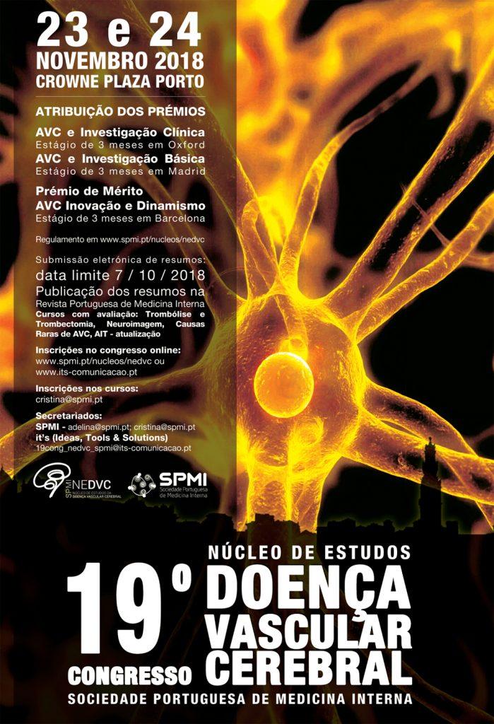 19º Congresso do Núcleo de Estudos da Doença Vascular Cerebral