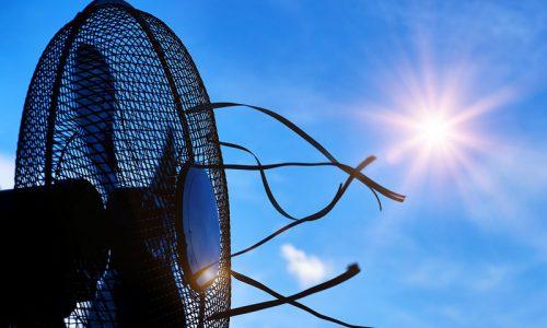 Conselhos para ultrapassar a onda de calor