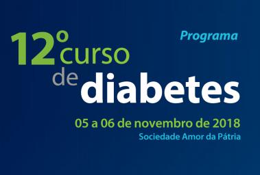 12º Curso de Diabetes
