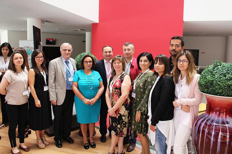 NEDF reuniu em Aveiro para reforçar importância da doença hepática