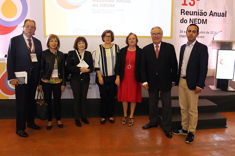 Reunião anual do NEDM