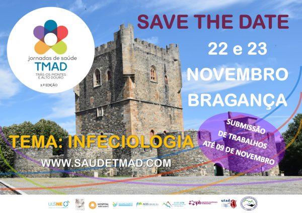 III Jornadas de Saúde de TMAD