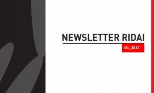 Newsletter RIDAI