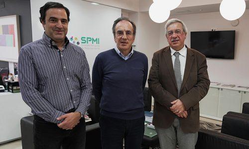 SPMI recebeu indústria farmacêutica na sua casa para apresentar o 25.º CNMI