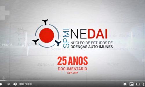 Vídeo comemorativo 25 anos do NEDAI