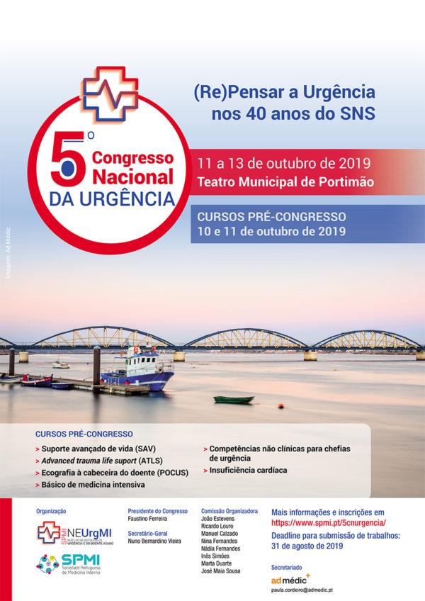 5º Congresso Nacional da Urgência