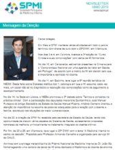 Newsletter Maio 2019