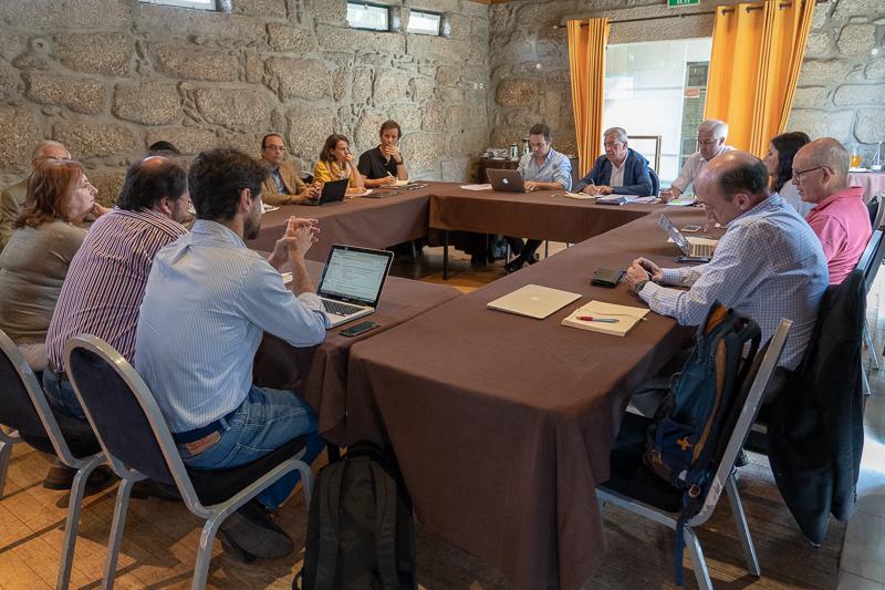 Direção da SPMI reuniu em Viseu
