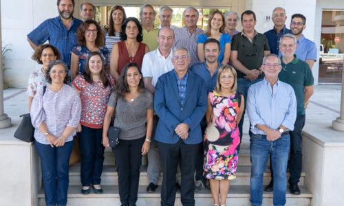 Coordenadores dos núcleos e direção da SPMI reuniram para apresentar planos para 2019/2020
