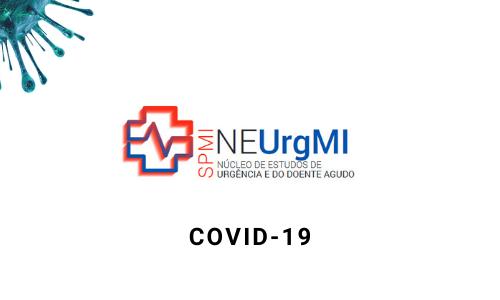 Recomendações do Núcleo de Estudos de Urgência e do Doente Agudo para a abordagem da COVID-19 no Serviço de Urgência – revisto