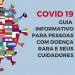 COVID 19 – Guia Informativo para Pessoas com Doenças Raras e seus cuidadores agora em espanhol!