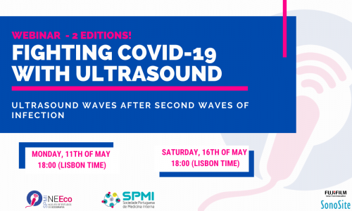 Webinar Fighting COVID-19 with Ultrasound – Ultrasound Waves after Second Waves of Infection