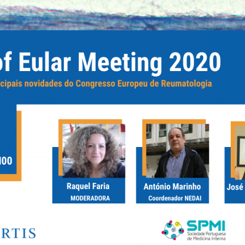 Webinar Best of Eular Meeting 2020