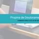 Candidaturas Propina de Doutoramento 2020