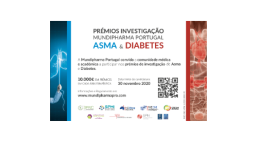 """Candidaturas para o """"Prémio MUNDIPHARMA – Investigação & Saúde"""""""