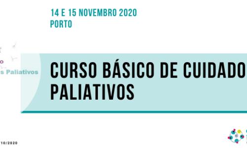 Curso Básico de Cuidados Paliativos 2020