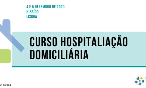 Curso de Hospitalização Domiciliária