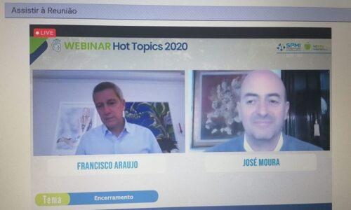 Hot Topics em Risco Vascular 2020: Reunião online da SPMI mais participada de todos os tempos
