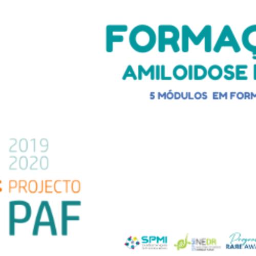 Projeto PAF 2019/2020 do NEDR da SPMI