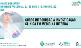 Curso Introdução à Investigação Clínica em Medicina Interna