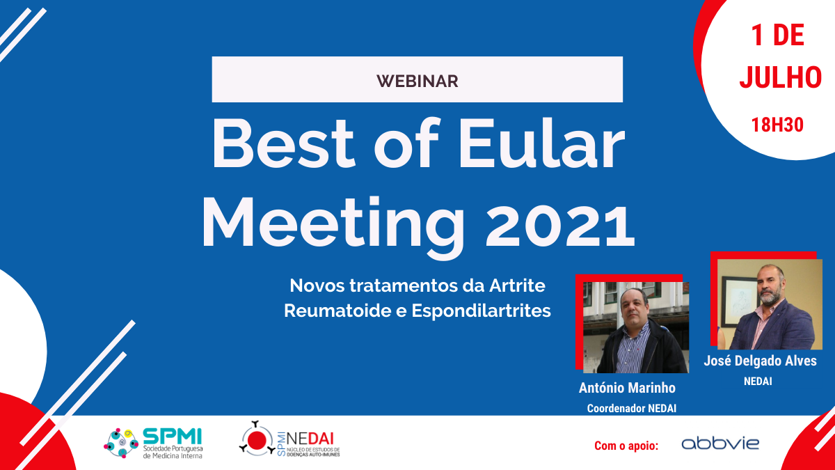 Webinar Best of Eular Meeting 2021