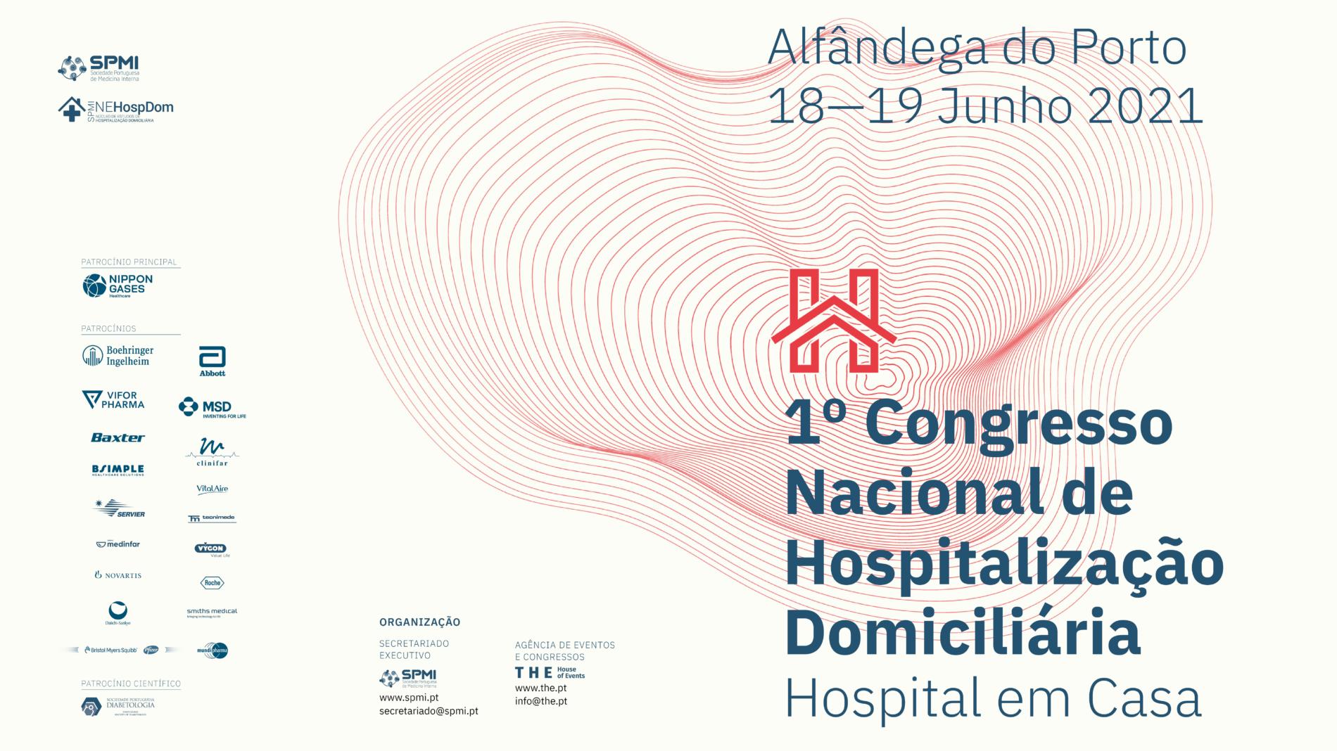 I Congresso Nacional de Hospitalização Domiciliária