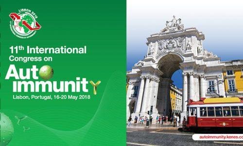 Internistas em destaque no 11º Congresso Internacional de Autoimunidade