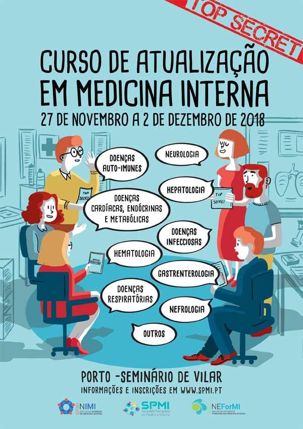 1º Curso de Atualização em Medicina Interna