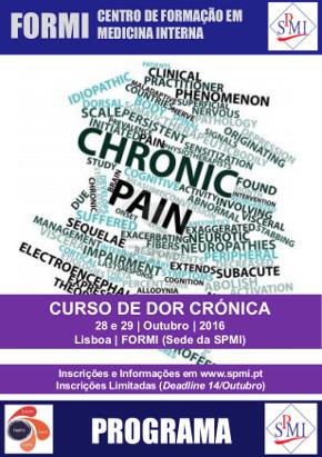 Curso de Dor Crónica