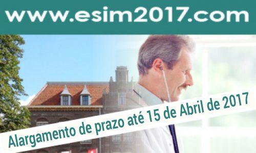 ESIM SUMMER SCHOOL 2017
