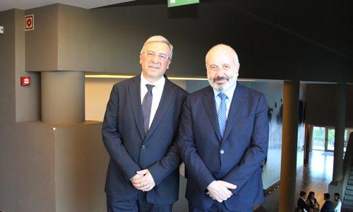 João Araújo Correia tomou posse como presidente da SPMI