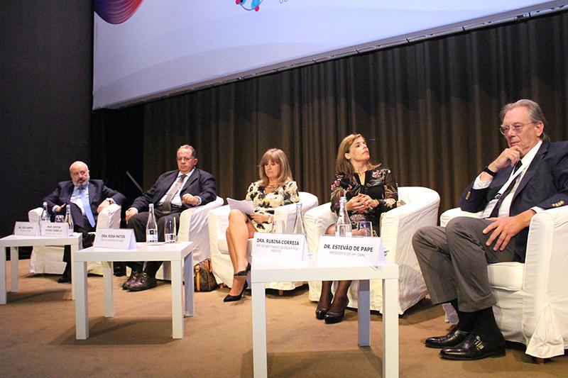 Sessão de abertura do 24. CNMI