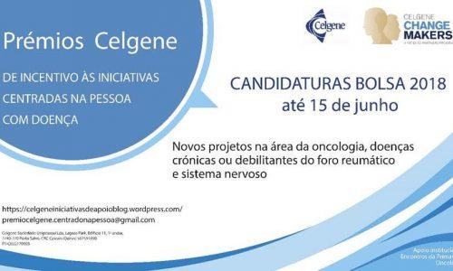 Celgene lança bolsa no valor de 10 mil Euros para novos projetos dirigidos a doenças oncológicas, crónicas e debilitantes